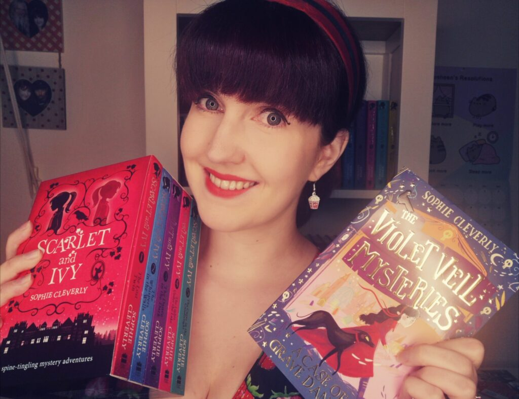 Sophie Cleverly - Author